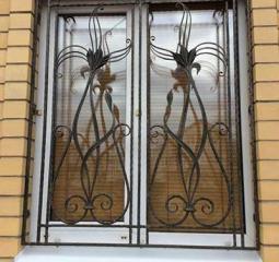 Качественные кованые решетки на окна