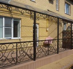 Кованые элементы в Костроме